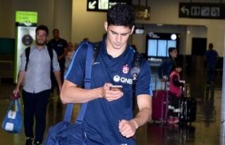 Trabzonspor'da Sheidaev'in sözleşmesi...