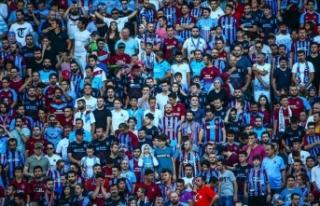 Trabzonspor taraftarı Galatasaray maçına ücretsiz...