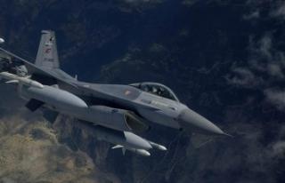 TSK'dan Irak'ın kuzeyine hava harekatı:...