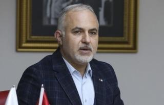 Türk Kızılayı Genel Başkanı Kınık: Türk tipi...