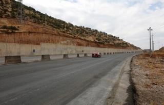 Türk ve Iraklı heyetler Ovaköy Sınır Kapısı...