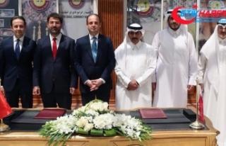 Türkiye ve Katar arasında 15 milyar dolarlık yatırım...