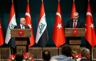 Türkiye Cumhurbaşkanı Erdoğan: Irak'ın güvenliği,...