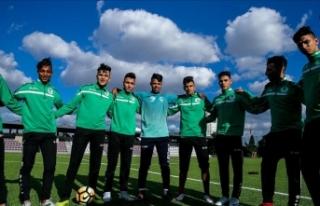 Türkiye ve Filistin dostluğu, futbol ile güçlenecek