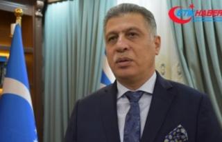 Türkmenler yeni hükümet görüşmelerinde yer almak...