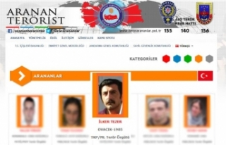 Turuncu listedeki terörist öldürüldü