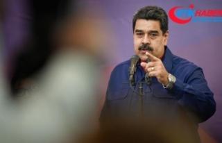 Venezuela'da suikast şüphelisi muhaliflerin...