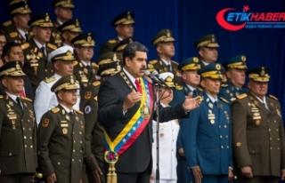 Venezuela Devlet Başkanı: FBI'a soruşturma...