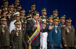 Venezuela Devlet Başkanı Maduro'dan suikast...