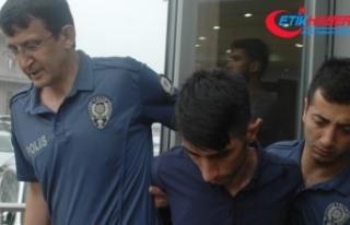 Yaşlı adamı döven o şahıs tutuklandı