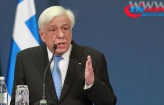 Yunanistan Cumhurbaşkanı Prokopis Pavlopulo: Türkiye'nin...