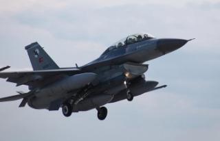 Zap'a hava harekatı: 3 terörist etkisiz hale...