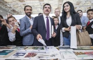 '4. Uluslararası İstanbul Arapça Kitap Fuarı'...