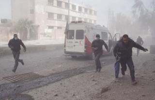 ABD destekli koalisyon Suriye'de 2 bin 832 sivili...