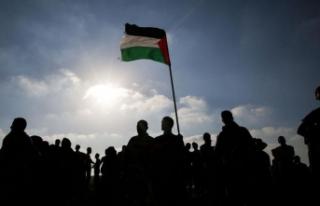 ABD Filistinlilere yaptığı son yardımları da...