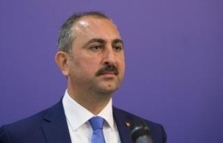 Adalet Bakanı Gül'den 'af teklifi'...