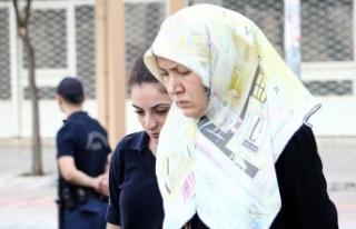Adil Öksüz'ün yengesine hapis cezası