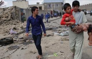 Afganistan'da hava saldırılarında 6 ayda 149...