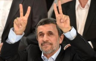 Ahmedinejad'ın yardımcısı ve danışmanına...
