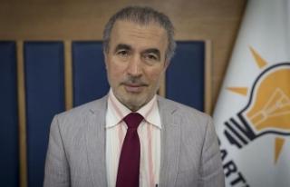 AK Parti Grup Başkanı Bostancı: Şentop'u...