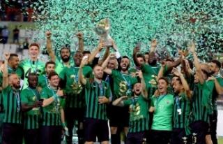 Akhisarspor UEFA Avrupa Ligi'ndeki 26. Türk...