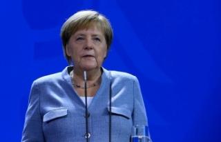 Almanya Başbakanı Merkel'den 'ticaret...