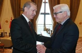 Almanya'dan Erdoğan'ın ziyaretine büyük...