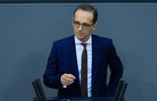 Almanya Dışişleri Bakanı Maas: Rusya'nın Suriye'de...