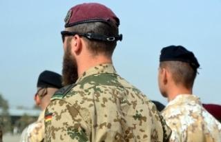 Almanya IKBY'deki asker sayısını azaltmayı...