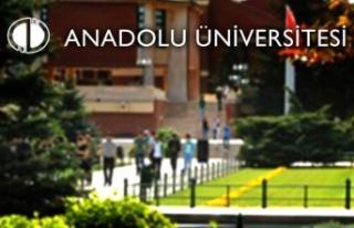 Anadolu Üniversitesi dünyanın en iyileri arasına...