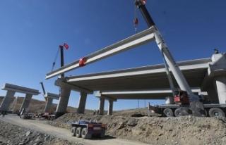 Ankara-Niğde Otoyolu 2020'de hizmete açılacak