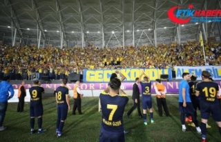 Ankaragücü'nün iç saha maçlarını oynayacağı...