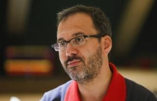Bakan Kasapoğlu'ndan milli judoculara tebrik