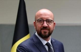 Belçika Başbakanı Michel: Türkiye ile ilişkilerimizi...