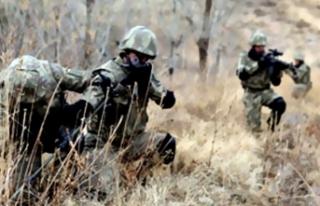 Bingöl'de 3 PKK'lı terörist öldürüldü