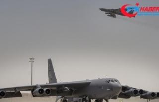 Çin'den ABD'ye B-52 tepkisi