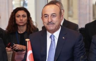 Dışişleri Bakanı Çavuşoğlu: Masum insanları...
