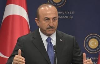 Dışişleri Bakanı Çavuşoğlu, Venezuela'ya...
