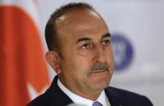 Dışişleri Bakanı Çavuşoğlu: Washington için...