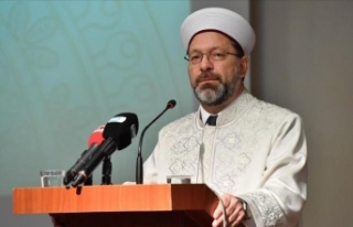 Diyanet İşleri Başkanı Prof. Dr. Ali Erbaş: Din...