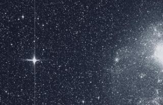 Dünya'dan 59,5 ışık yılı uzakta gezegen...
