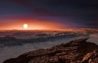 Dünya'ya en yakın öte gezegen 'yaşanabilir'...