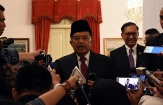 Endonezya'nın Filistin'e desteği devam...