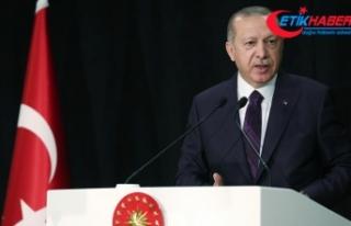 Erdoğan: Zengin kadar fakir de en kaliteli eğitim...