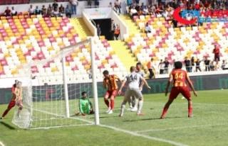 Evkur Yeni Malatyaspor tek golle kazandı
