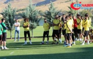 Evkur Yeni Malatyaspor'da Çaykur Rizespor mesaisi...