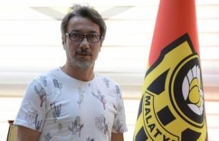 Evkur Yeni Malatyaspor Sportif Direktörü Ravcı:...