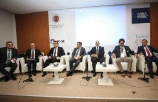EYDEP Sözleşmesi, SSTEK ve SAHA İstanbul arasında...
