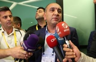 Fenerbahçe Asbaşkanı Özsoy: Bugünkü futbol umut...
