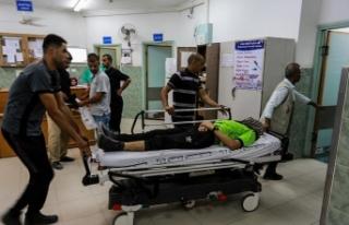 Filistin Sağlık Bakanlığı: Gazze Şeridi'nde...